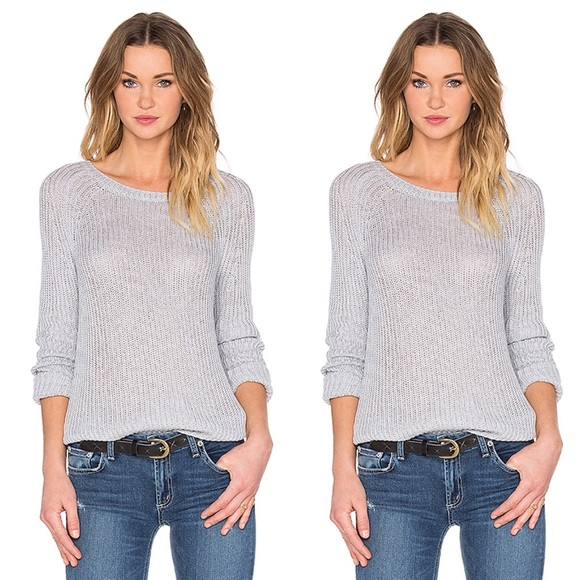 Rails Sweaters - Rails Willow Knit Sweater in White